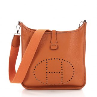 f8a2db9424 You're viewing: Hermes Replica Evelyne Crossbody Gen II Clemence PM £690.00